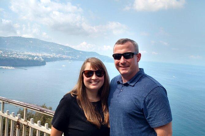 Pompeii SkipTheLine and Amalfi Coast Shore Excursion from Naples Cruise Port
