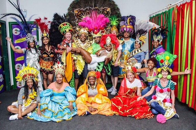 Carnival Backstage Tour - Visit a traditional Samba School