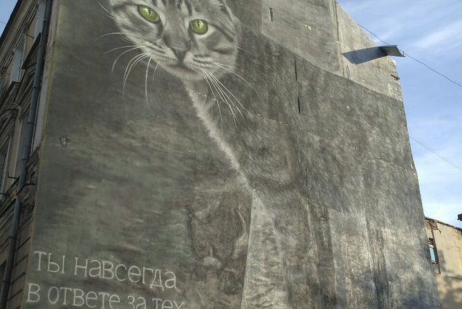 Street Art Walking Odesa