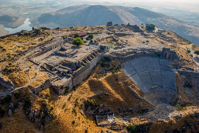 Pergamon and Asklepion full day private guided tour