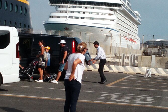 Shared Shore Excursions from Main Mediterranean Cruise Ports