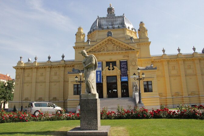 The best of Zagreb - a drive and walk private tour of Zagreb