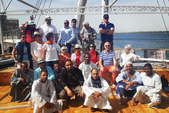 4 Days tours:Aswan,luxor,abu simbel&over night sailing felucca from Cairo