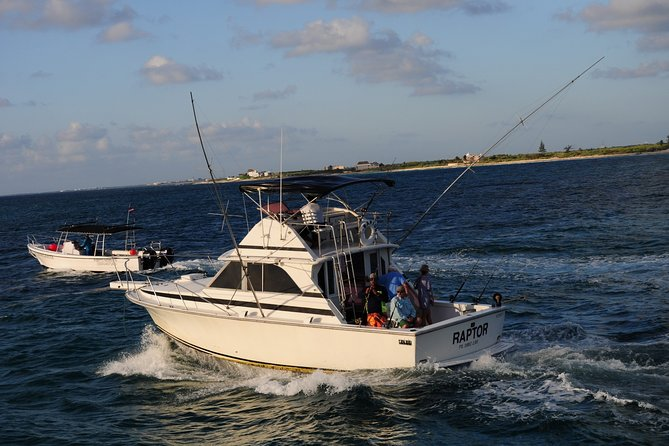ENJOY the SPORT FISHING at the Caribbean Sea with Driks, Boat and Equipment