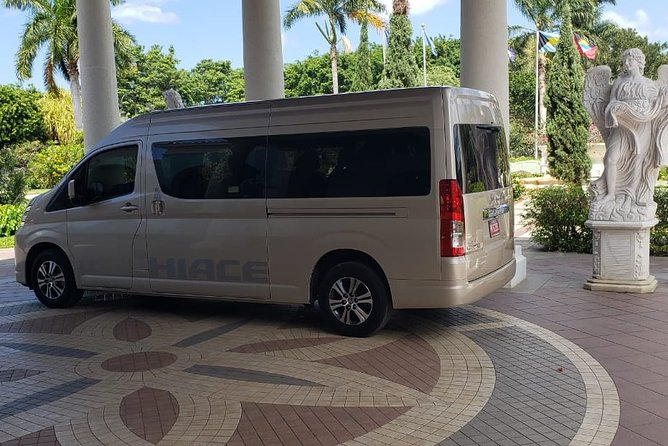 Montego Bay Hotels Private Airport Transfer