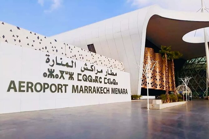 Private Marrakech Airport Transfers