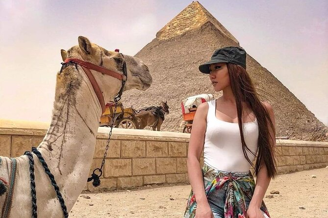 2 Days: Cairo and Alexandra from Luxor by flight
