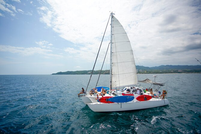 Chica Sailing ADVENTURE ALL INCLUSIVE 7-HOUR PRIVATE TOUR*