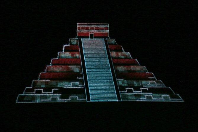 Kukulkan Nights in Chichen Itza - Light and Sound