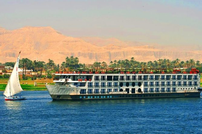 Nile Cruise from luxor for 4 nights / 5 days