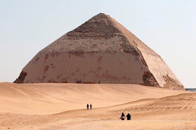Cairo : Private Guided Tour To Sakkara Step Pyramid , Memphis and Dahshur