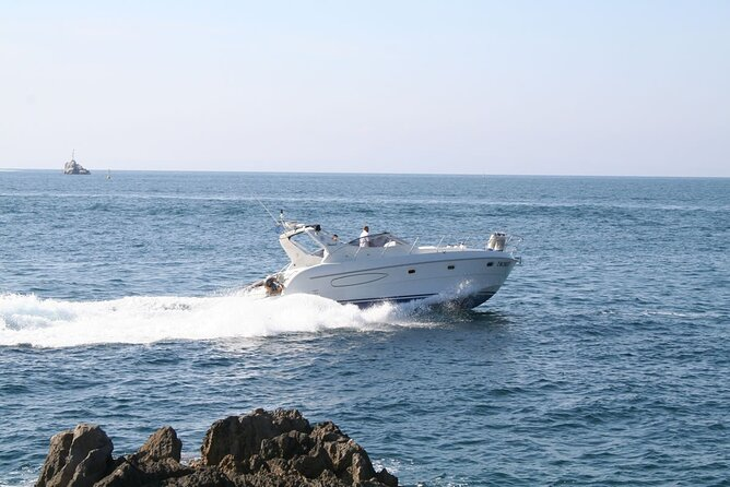 Cruise to Ischia and Procida Yacht 40'