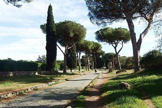 """E-bike tour """"Appia Antica and Caffarella"""" in Rome with tour guide"""