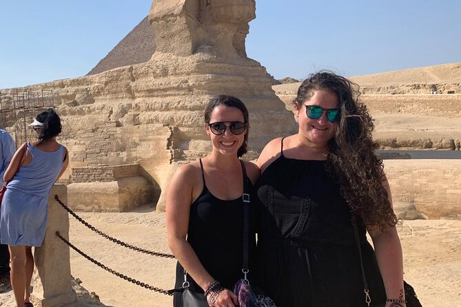Full-Day Giza Pyramids and Cairo Tour From Cairo Airport-Private Tour