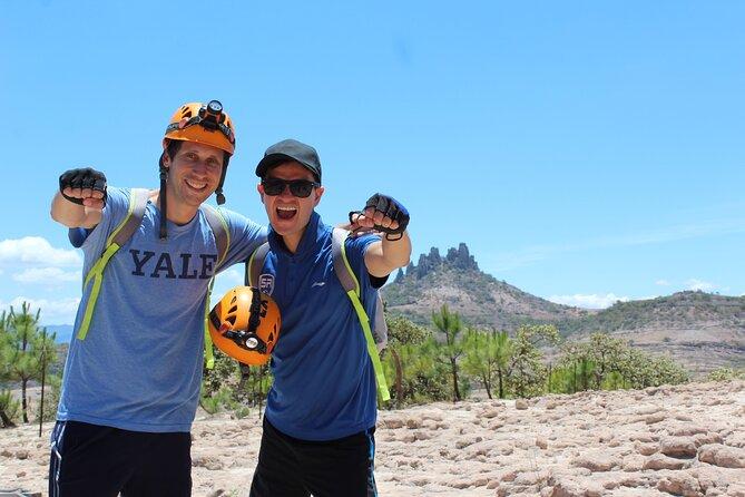 Mountain biking and Caving Adventure