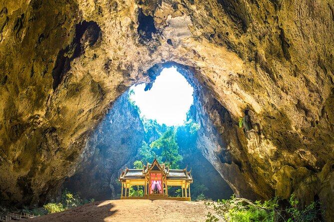 Full day tour in Hua Hin: National Park & Laem Sa La Beach
