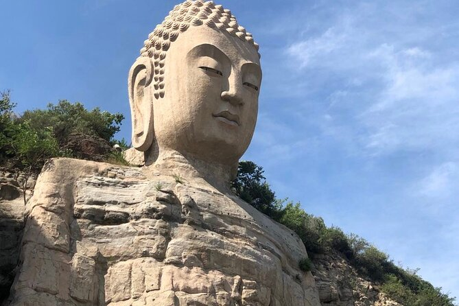 Private Day Tour in Taiyuan: Jinci, Mengshan Buddha, Tianlong Mount