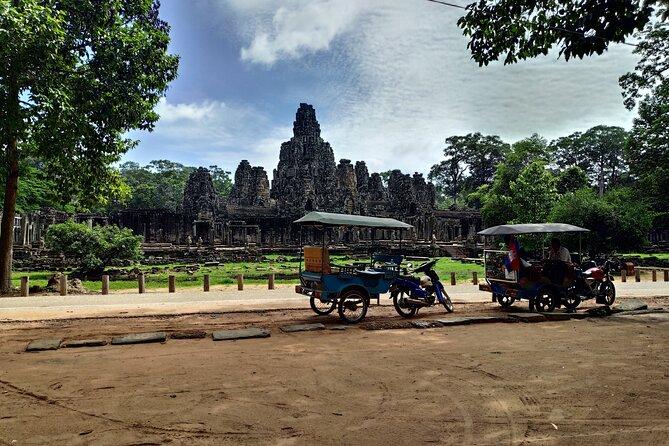 Small Cycle Angkor Tour By Tuk Tuk