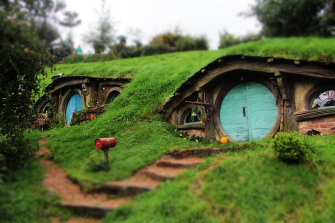 Round-Trip Private Transfer from Auckland to Hobbiton