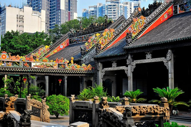Guangzhou Chen Clan Academy and West Han Mausoleum Rich History Tour