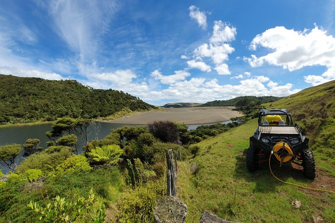 Private Tour of Bethells Beach and Lake from Auckland