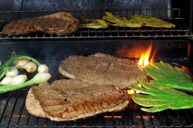 Real Carne Asada hangout at Tijuana from San Diego