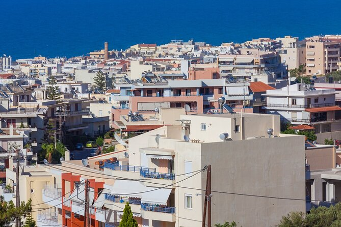 An audio tour of Rethymno: From Ancient Greece to modern times