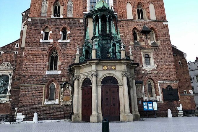 An audio tour of Historic Krakow: Ancient kings and fire-breathing dragons