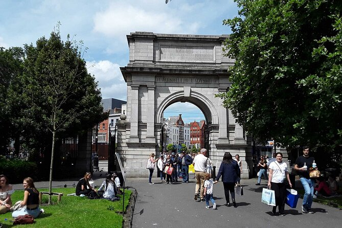 Stories of Dublin: An audio tour from St Patrick's Cathedral to Merrion Square