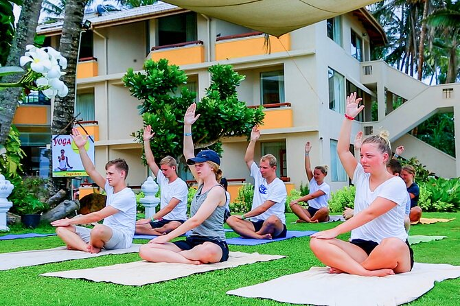 Special Yoga session at Insight Resort - Ahangama