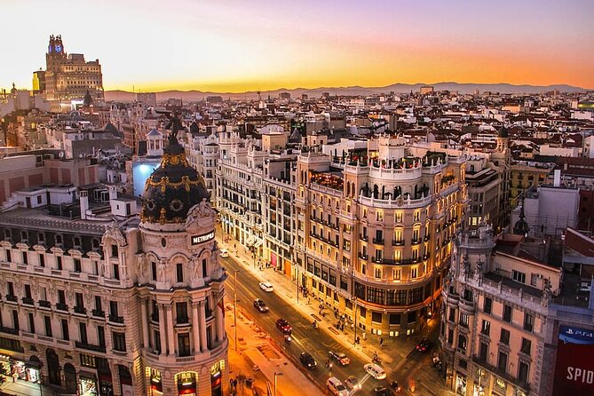 Private ONE WAY transfer from Seville to Madrid with private pick up & drop off