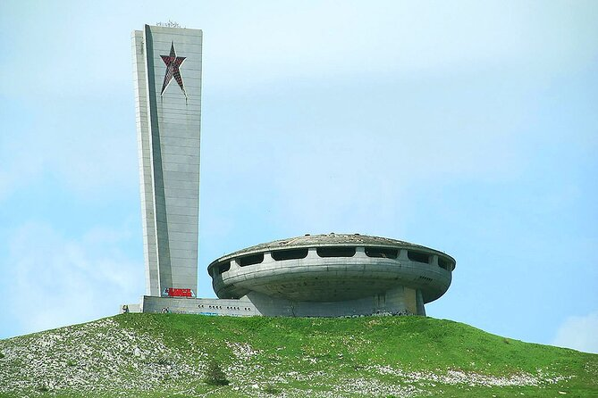 Buzludzha, Shipka Monument of Freedom, Shipka Memorial Church & Golyama Kosmatka