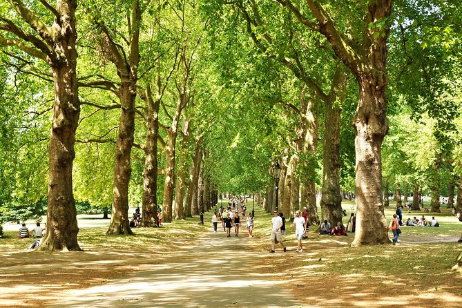 The finest street in London: An audio tour around London's leafy St James's