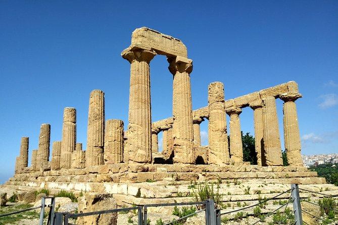6 days guided tour of Sicily:Agrigento Noto Ragusa Modica