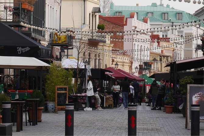 An audio tour of New Tiflis: From flea markets to grand theatres