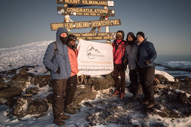 Kilimanjaro Climbing Rongai Route