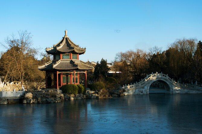 The Best of Baoding Walking Tour
