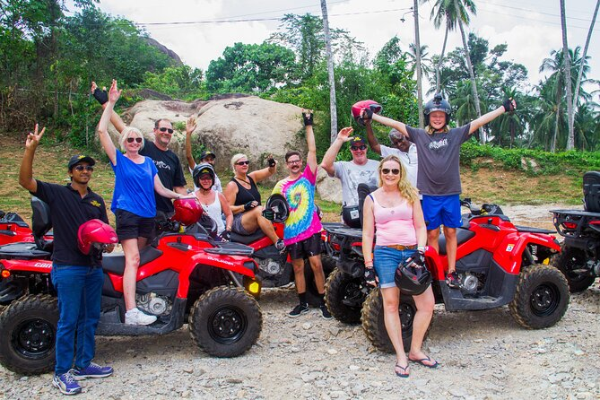 Rocky Hill ATV Park Adventure from Colombo