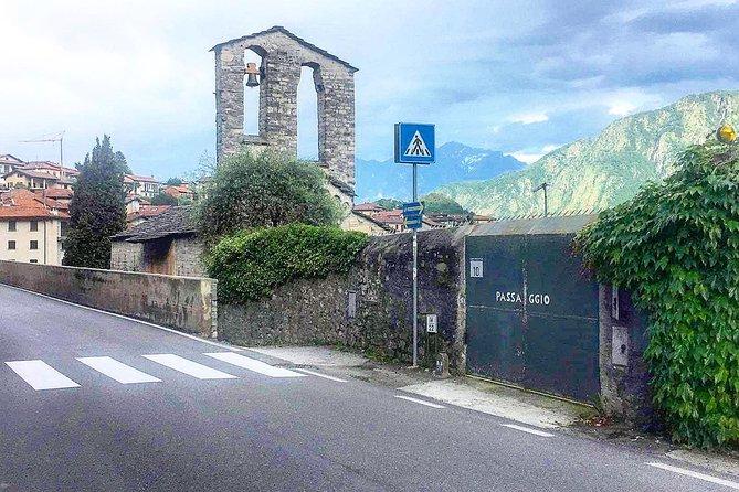 Lake Como's Greenway audio tour: Mystery and heritage along Lake Como's banks