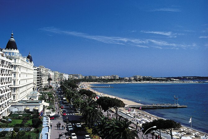 Cannes, Antibes, and St Paul de Vence Half day from Nice Small-Group Tour