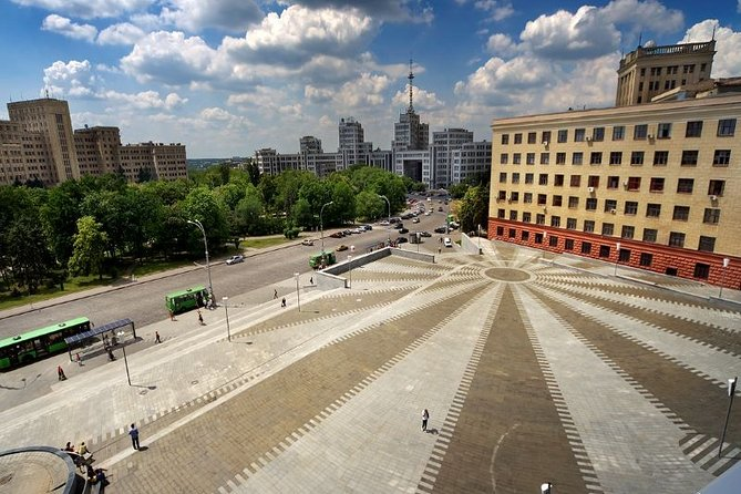 Kharkiv Sightseeing City Tour