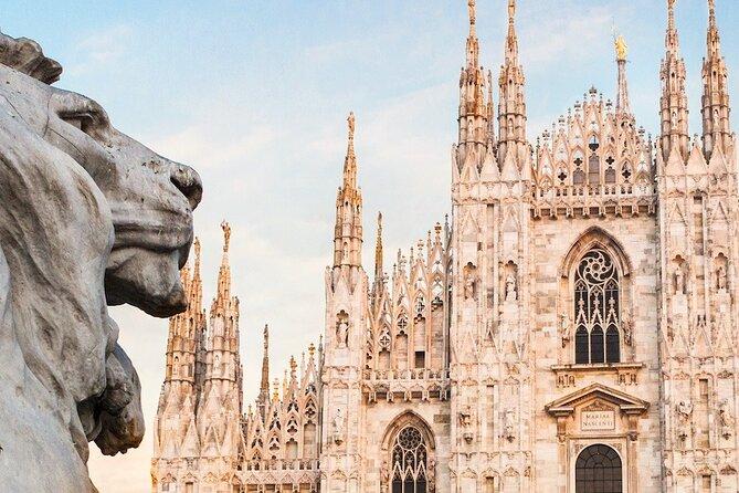 Best of Milan audio tour: From the gorgeous Duomo to Castello Sforzesco