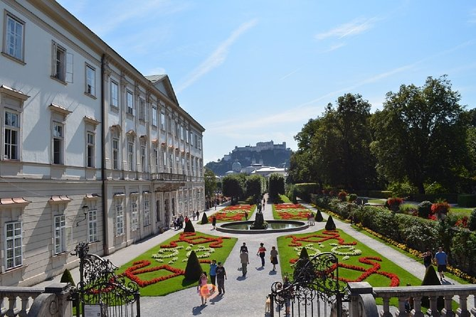 Private Walking Tour in Salzburg with a Guide