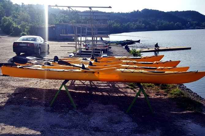 Private Iskar Kayaking Experience from Sofia