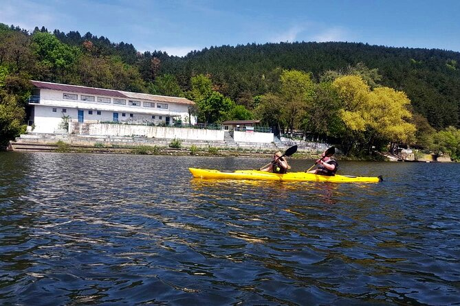 Ultimate Kayaking in Iskar Reservoir