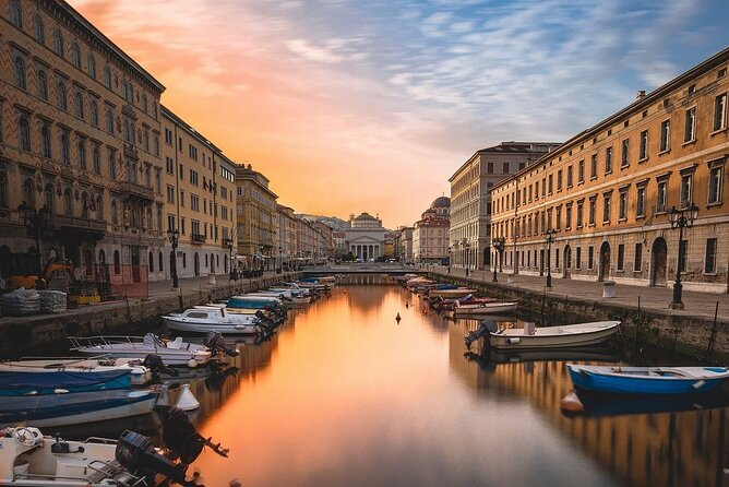 Explore highlights of Trieste on a private 3-hour walking tour