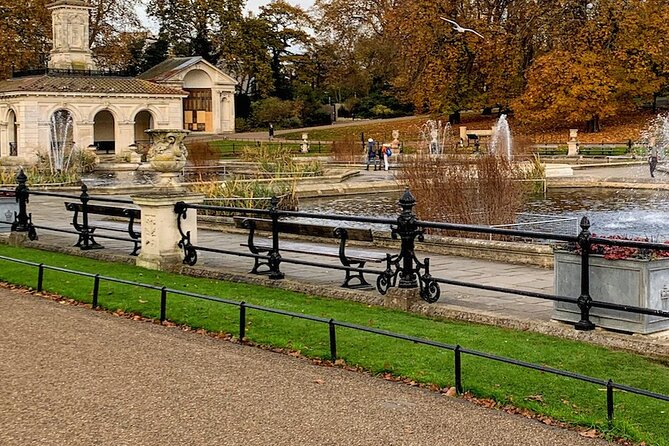 Hyde Park and Kensington Gardens audio tour: a walk through London's royal parks
