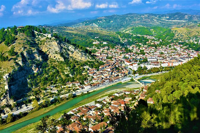 Berat Tours - Sunrise on the Gorica Ruins,Hiking and Albania Food