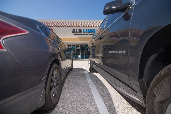 Private Transfer from Tampa Airport to Anna Maria Island