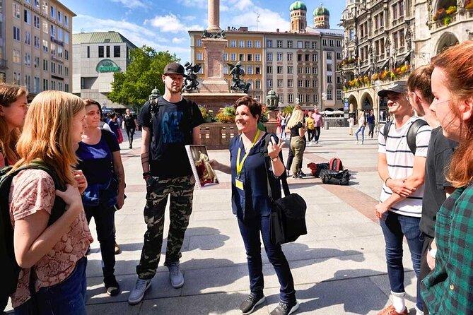 Private 90-minute city tour through Munich